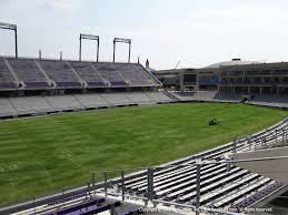 Tcu Baseball Field Seating Chart Amon G Carter Stadium View From Section 211 Vivid Seats