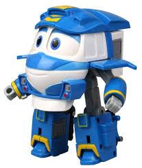 Купить <b>Трансформер Silverlit Robot Trains</b> Кей 80164 синий ...