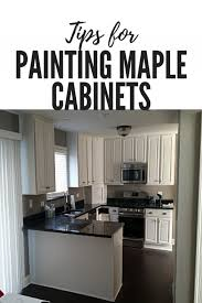 Tips For Painting Maple Cabinets Dengarden