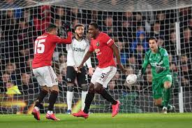 Odion Ighalo Brace Leads Manchester United to 3-0 Win over Derby in 2020 FA  Cup   Bleacher Report   Latest News, Videos and Highlights