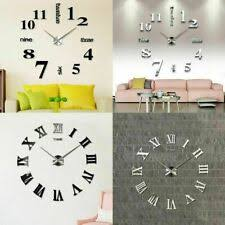 <b>Diy</b> Clock Kit In <b>Wall Clocks</b> for sale | eBay