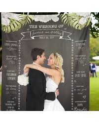 wedding photo booth. Contemporary Photo Chalkboard Wedding Photo Booth Backdrop Calligraphy  Backdrop Decorations Personalized Intended
