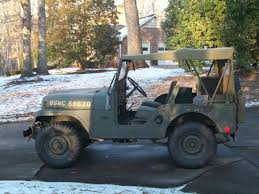 about willys vehicles cj 5 6 rick conner 1955 cj 5