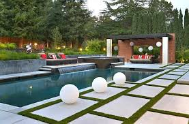 Small Picture Small Garden Swimming Pool Designs Los Angeles Modern Cascade