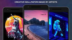 Why use the same wallpaper all day on your android home screen and lock screen when you have options to change it automatically every seconds or auto wallpaper will change the wallpaper of your phone screen automatically from the selected wallpapers. 10 Best Background And Wallpaper Apps For Android Android Authority