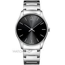 "men s calvin klein classic watch k4d21141 watch shop comâ""¢ mens calvin klein classic watch k4d21141"