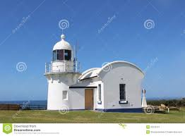 Crowdy Head Light Crowdy Head Light On A Sunny Day Stock Image Image Of