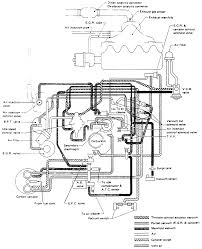nissan b12 engine diagram nissan wiring diagrams online