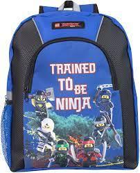Lego Ninjago Boys Ninja Backpack : Amazon.ca: Clothing, Shoes & Accessories