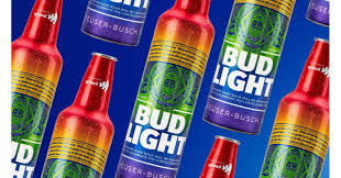 Date On Bottom Of Bud Light Can Bud Light Celebrates World Pride With Rainbow Inspired