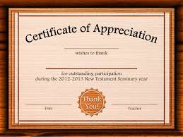 Free Word Certificate Templates Free Certificate Of Appreciation Templates For Word 21