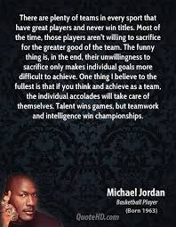 Inspirational Teamwork Quotes Interesting Quotes About Team Sports 48 Quotes