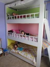 Woodworking bunk bed plans triple PDF Free Download