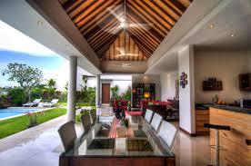 Balinese Kitchen Design Executive Villa Merayu