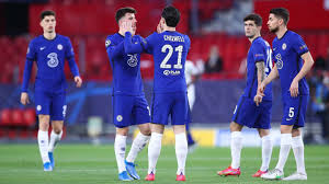 Manchester city's ruben dias, center, gestures as heads the ball during the champions league final soccer match between manchester city and chelsea at the dragao stadium. The Chelsea Xi That Should Start Vs Man City