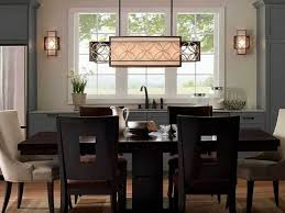 Kitchen Dining Room Light Fixtures Light Fixtures Amazing Rectangular Light Fixtures For Dining