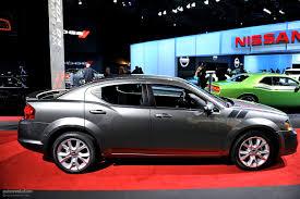 NYIAS 2011: Dodge Avenger R/T [Live Photos] - autoevolution