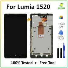 For Nokia Lumia 1520 LCD Display with ...