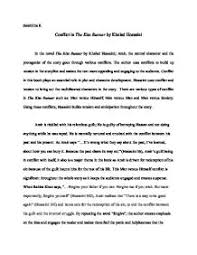 essay of kite runner the kite runner essay examples kibin
