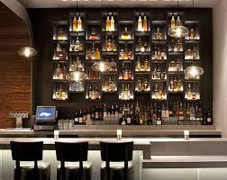 10 Inspiring Restaurant Bars With Modern Flair. Modern Restaurant DesignResturant  Design IdeasRestaurant ...
