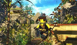 Lego Ninjago Rush Games Free Online
