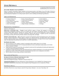 6 Project Manager Resume Examples The Stuffedolive Restaurant