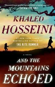 books khaled hosseini paperback
