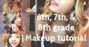 first day of middle hair makeup and outfit tutorial hauteecoutureee 1000 ideas about 7th grade makeup