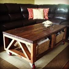Marvelous Coffee Table Wheels Best Ideas About Coffee Table With Wheels On  Pinterest Diy