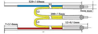 Motor Thermistor Resistance Chart Ptc Thermistors Motor Sensor Amwei Thermistor Sensor