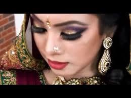 shaju s make over muslim bridal makeup deshi bride you