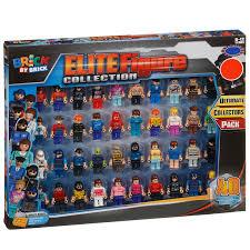 brick by brick elite figures 40pk