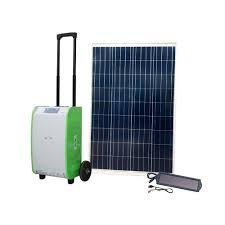 nature power 1 800 watt indoor outdoor portable off grid solar generator kit with