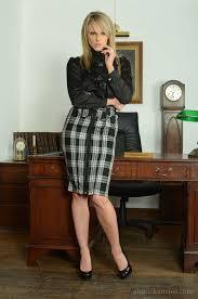 St Mackenzies Headmistress Mackenzie Strips Nude In The Office