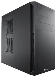 Компьютерный <b>корпус Corsair Carbide Series</b> 200R Black ...