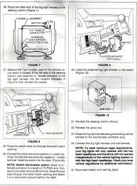 need fog light diagram honda tech out when u plug the head light plug back into the headlight does anyone have pictures of how this looks like on their car instead of a print out