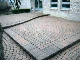 Brick Patio Patterns Gorgeous Brick Patio Patterns Staggering Scale Design Pattern For Laying