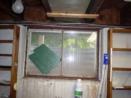 leaking basement windows what causes