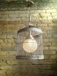 Birdcage Light Fixture Popular Fixtures Online Shop Country Pendant  Regarding 17 ...