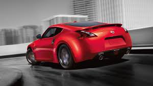 2018 nissan z35. brilliant 2018 2018 nissan 370z coupe with red exterior rolling shot for nissan z35