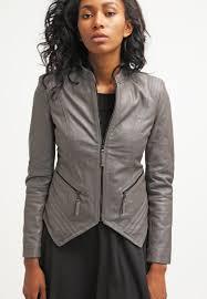 be edgy alina leather jacket stone women leather jackets edgy winter coats