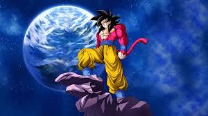 SSJ4 Goku & Vegeta Wallpapers (PC ...