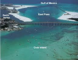Choctawhatchee Bay Tide Chart Destin Crab Island Easy Breezy Stays