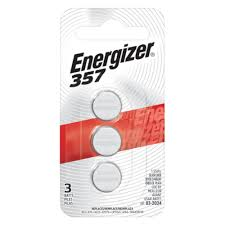 Energizer 357 3pk Watch Electronic Battery