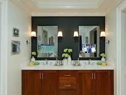 bathroom  new contemporary bathroom mirrors excellent home design
