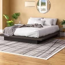 Platform Queen Bed Frame | Wayfair