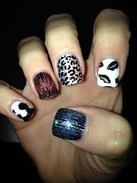 Nails designs for november ~ Beautify themselves with sweet nails