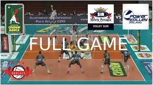 PERUGIA vs MILANO | Superlega Playoffs 1/4 Final | Game 1 | Full Game NO  Breaks - YouTube