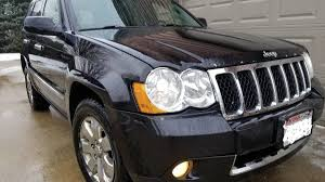 At $12,000, Might This 2008 Jeep Grand Cherokee Overland CRD Be A ...