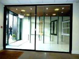 how to install patio door cost replace sliding installation installing glass rollers